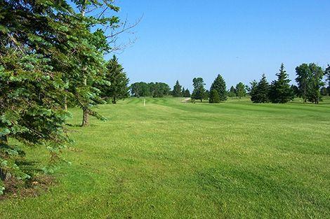 Corcoran Golf Course - Shamrock Golf Course