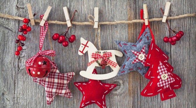 Pretty Christmas Crafts