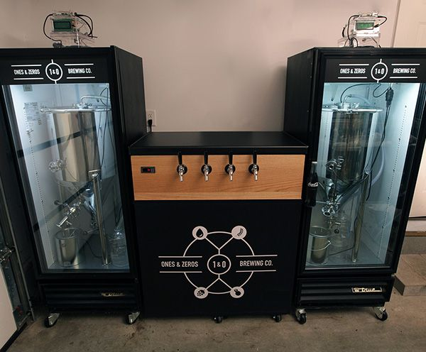 What do you get when you combine the power of computer technology with the innovation of homebrewing? Check out Chris' high-tech fermentation control system