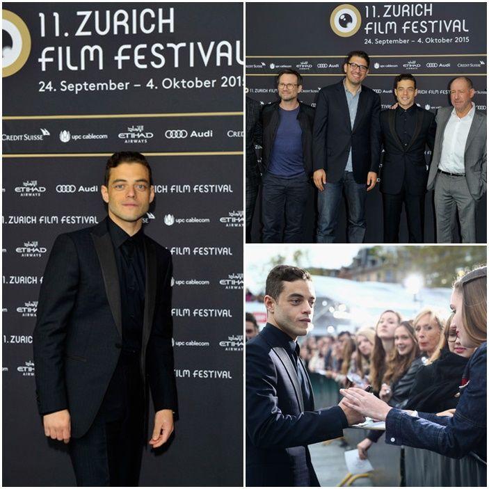 "HME: Rami Malek : Premiera ""Mr. Robot"" la Festivalul de..."