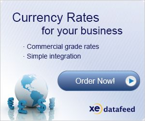 Exchange Rates - Updated Daily