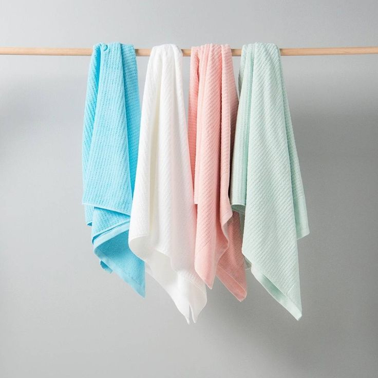 Revive your bathroom & save! Treat your bathroom to a refresh with our Cambridge Mosaic Towel Sets. Featuring a plush mosaic pattern & made of 100% Egyptian cotton, you'll love the stronger, softer & more absorbent dry off.