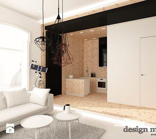 Salon styl Minimalistyczny - zdjęcie od design me too
