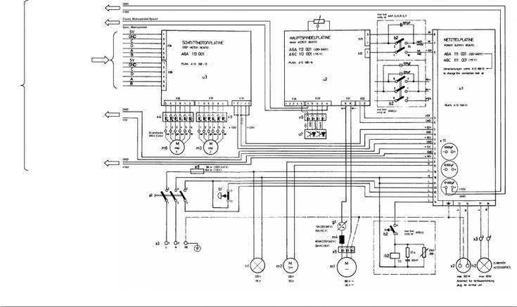 16 Emco Compact 5 Cnc Electrical Wiring Diagram Electrical Wiring Diagram Diagram Video Controller