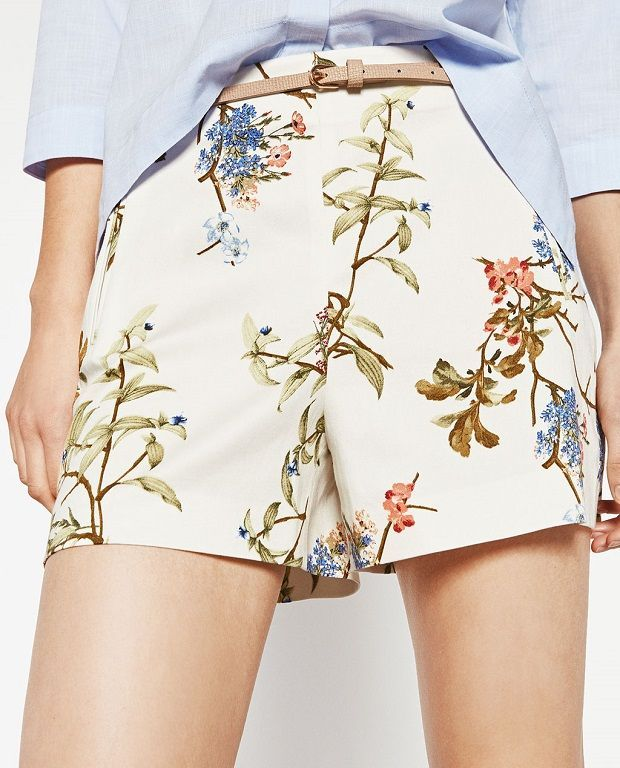 Shorts de verano: hay vida más allá del denim   El Rincón de Moda   Bloglovin'