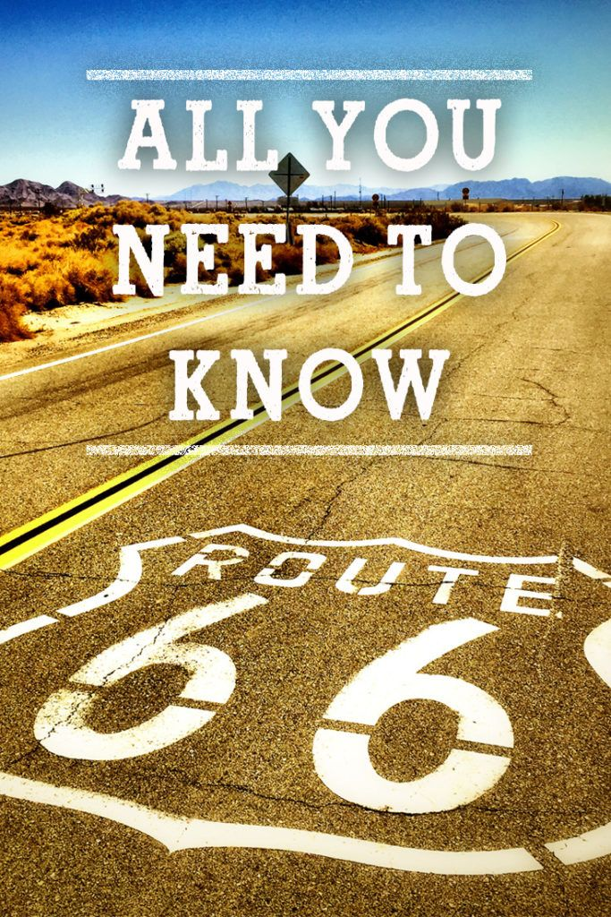Fold the top of your convertible, feel the wind in your hair, enjoy the freedom... Which part of Route 66 is worth seeing on West Coast?