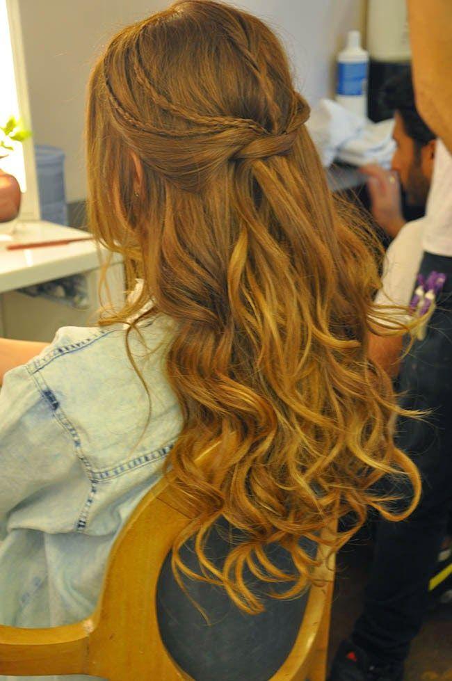 Madrinhas de casamento: Inspiração penteados de festa!