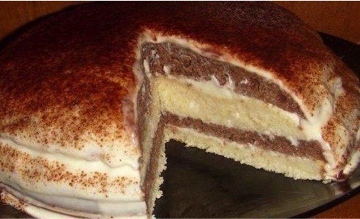 Jogurtový koláčik s lahodnou chuťou! Úžasná chuť si omotá Vaše chuťové bunky okolo prsta. - Báječná vareška