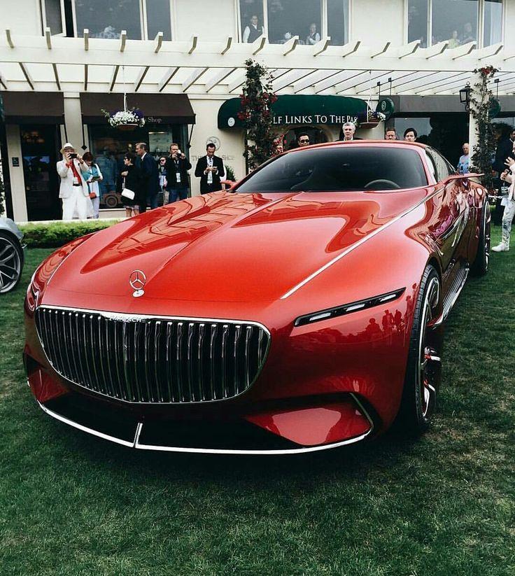 Charming Mercedes Maybach Vision 6
