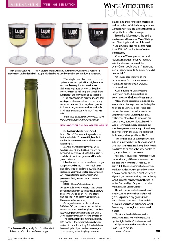 Wine Magazine