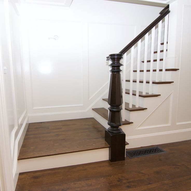 Timeless White Oak Stair Treads And White Oak 2 Common