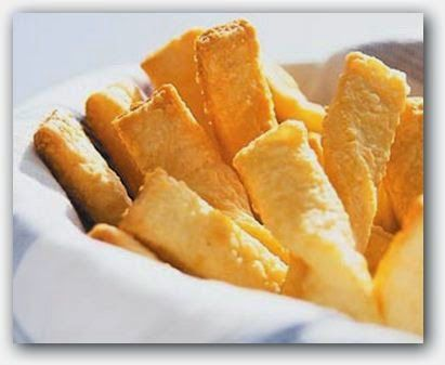 Recetas de palitos de queso rápidos
