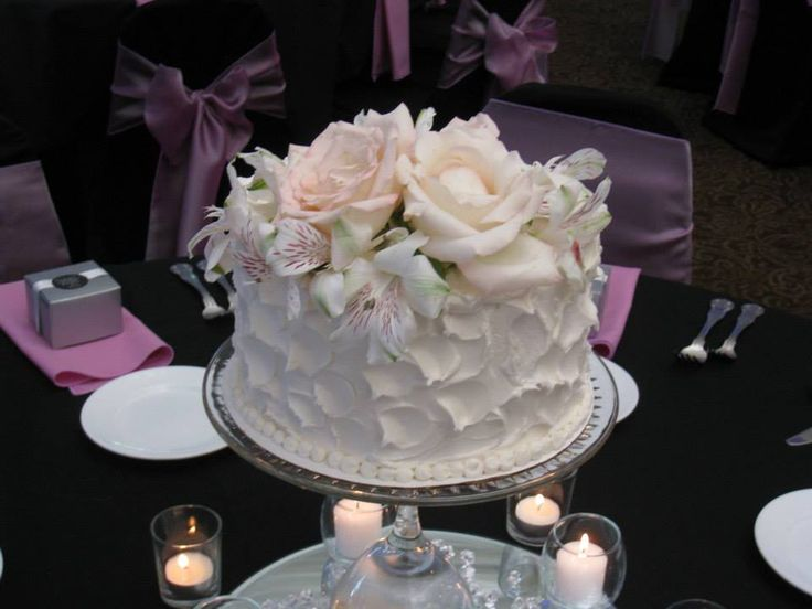 39 Best Wedding Cake Centerpieces Images On Pinterest