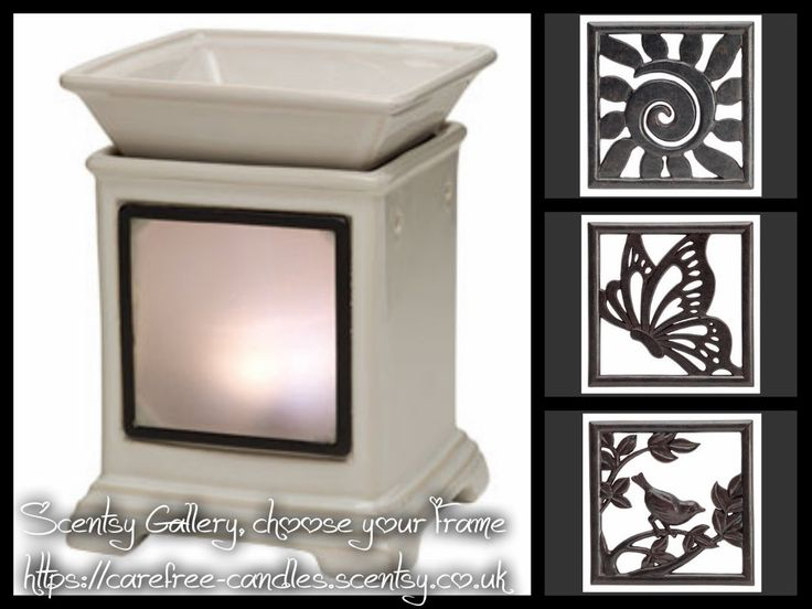 Scentsy Gallery Bronze Collection £35 with your choice of frame at https://carefree-candles.scentsy.co.uk/Scentsy/Buy/Category/1149