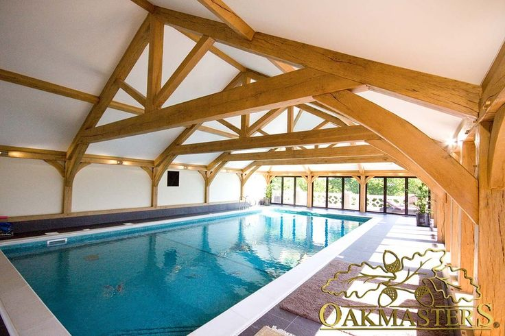 Pooling your ideas: what to think about when planning to build an oak framed swimming pool house - Oakmasters