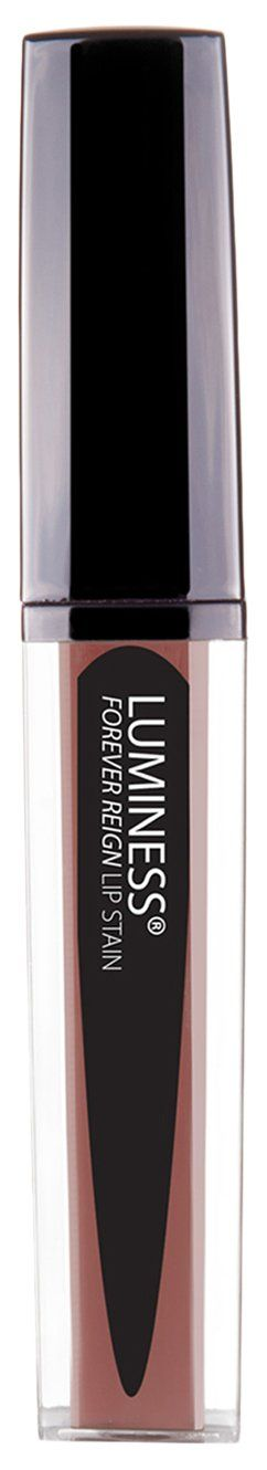 Luminess Air Lip Stain, Midtown. Luminess Airs Lip stain makeups silky smooth matte color glides on like a liquid and sets to a velvety finish that's kiss-proof, smudge-proof and water-resistant. Infused with natural minerals and skin-conditioning emollients Luminess Air Lip Stain never dries or dehydrates lips. Our Lip Stain combines the moisturization of a cream lipstick with the durability of a lip stain for powerfully pigmented color. Luminess Air Lipstain is available in 12 gorgeous...