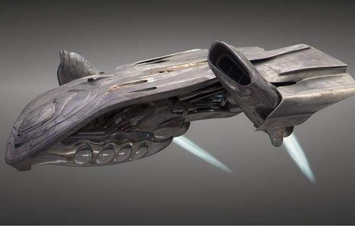 The Predator Concept Art Spaceship Concept Starship Concept