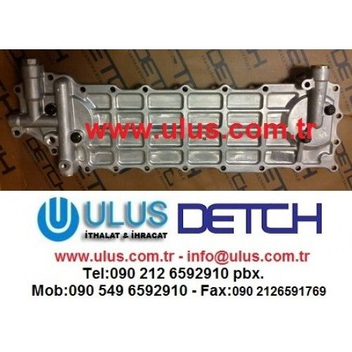 ME150441 Kapak Motor Yağ Soğutucu, Mitsubishi 6D24TC, 6D22T Motor