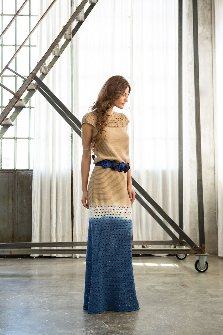 TOP KNITTED DRESS MOMOE' SS2016 COLLECTION