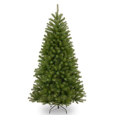 Beachcrest Home 7.5' Green Spruce Artificial Christmas Tree