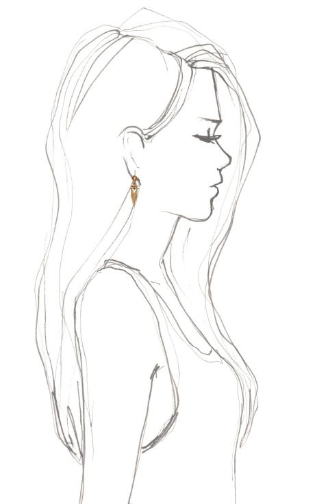 Etruscan Revival Fringe Earrings by Fred Leighton for Preorder on Moda Operandi
