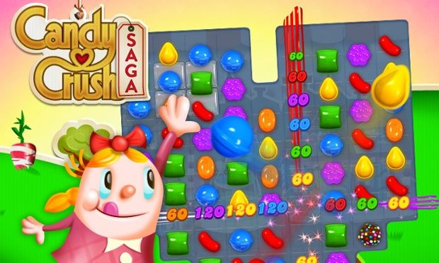 Dana Smith: The Candy Crush game app exploits some well known weaknesses in the human brain to keep us playing