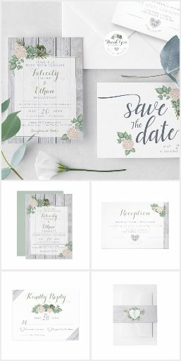 Simply Sage Wedding Collection - Gorgeous country-chic modern wedding design collection with colour combinations of sage greens, french blue-greys, creamy whites and white grey rustic wood background element is incorporated in this sage green, floral flowers & white rustic wood wedding design collection. #SageWedding #GreyWoodWedding #CountryChicWedding #WeddingCollection #Zazzle