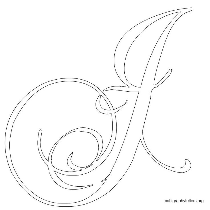 25 best ideas about calligraphy letters on pinterest T in calligraphy