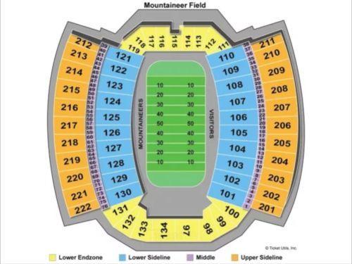 #tickets West Virginia University vs Texas longhorn Football 4 Tickets - Nov 18, 2017 please retweet