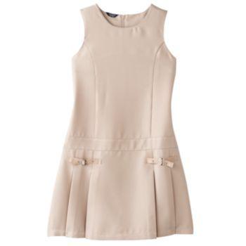 Chaps Pleated School Uniform Jumper - Girls 7-16