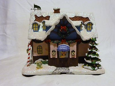 9 best Christmas, Rudolph Village images on Pinterest | Reindeer ...