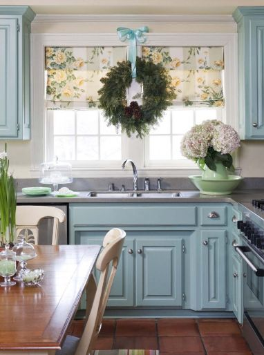 130 best tiffany blue kitchen decor ideas images on pinterest for Tiffany blue kitchen ideas