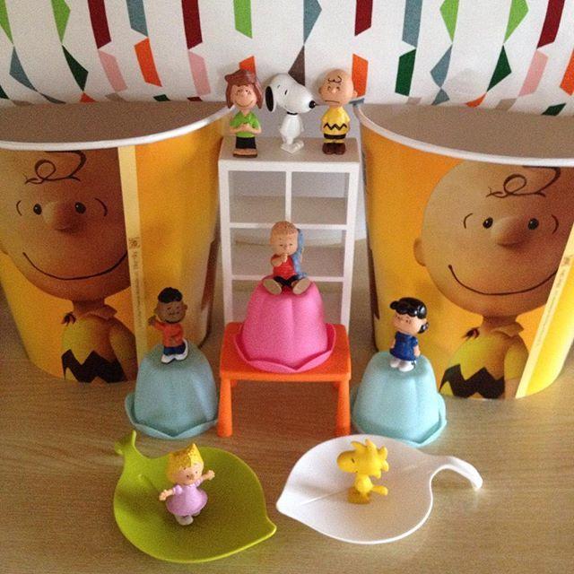 #peanuts#peanutsmovie#peanutsfilm#charlybrown#snoopy#sally#lucie#peppermintpatty#franklin#woodstock#linus#toy#spielzeug#ikea#fun#spaß#joy#freude#children#kinder#figuren#popcorn#kino#film#puppenhausmöbel#smile#lächeln#frends#freunde#dog