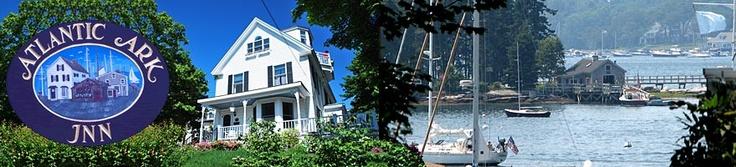 Atlantic Ark Inn, Boothbay Harbor, Maine, visit full profile @ http://gayweddingsinmaine.com/atlantic-ark-inn.html