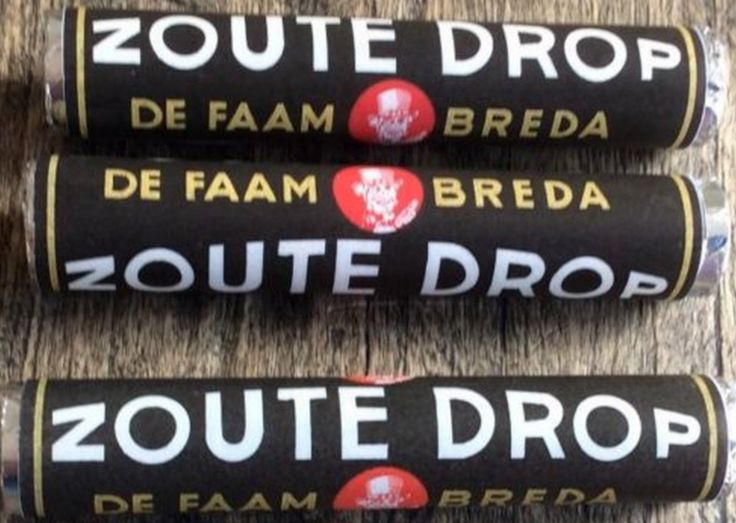 Zoute Drop - De Faam Breda