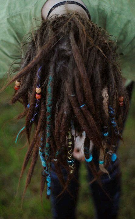 Gorgeous #dreads