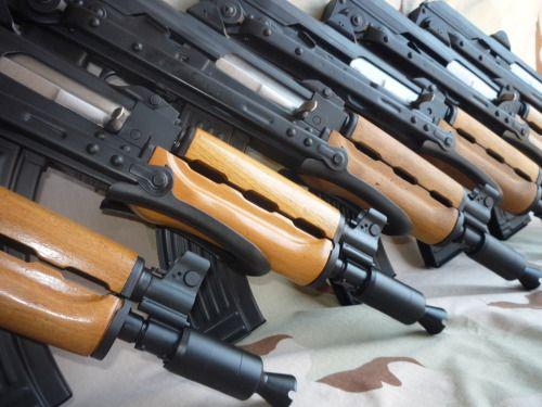 You're not bulletproof..., Zastava M92 A nice batch of freshly built M92's,...