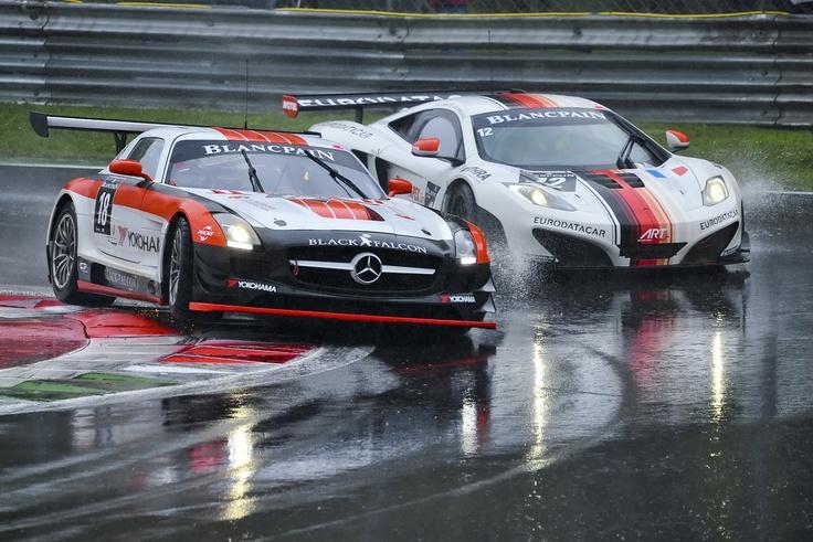 Mercedes vs McLaren