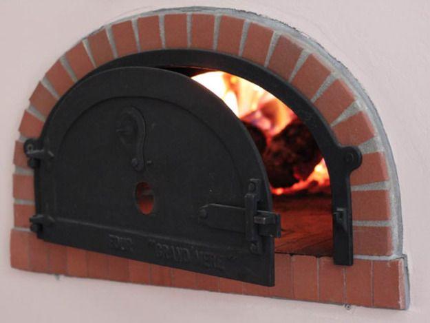 95 best fireplace pizza oven images on pinterest wood for Door 2 door pizza