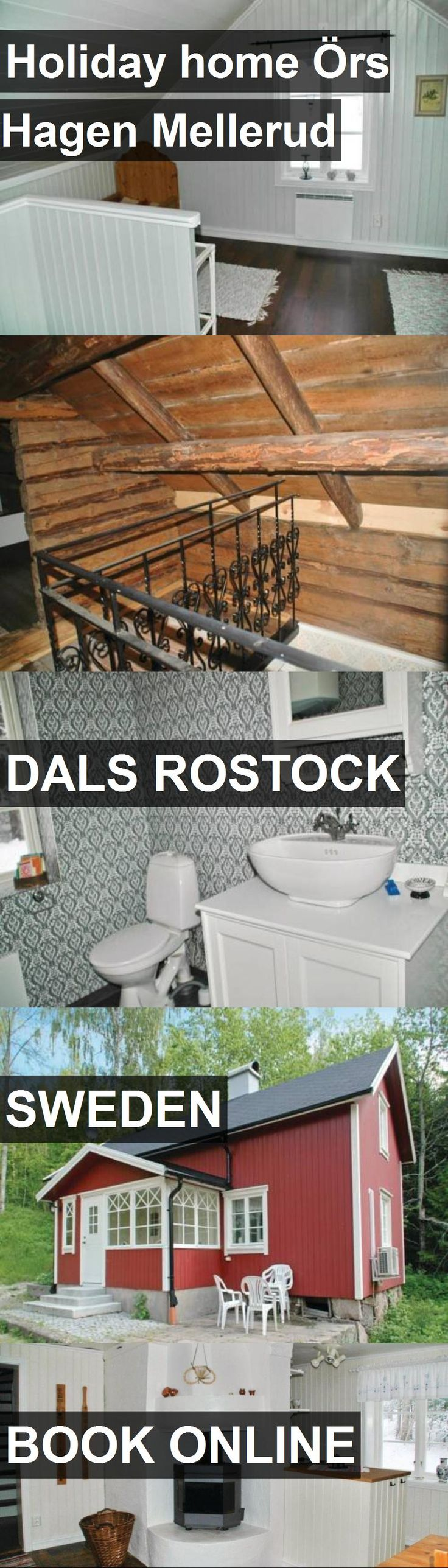 Hotel Holiday home Örs Hagen Mellerud in Dals Rostock, Sweden. For more information, photos, reviews and best prices please follow the link. #Sweden #DalsRostock #HolidayhomeÖrsHagenMellerud #hotel #travel #vacation