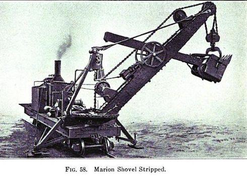 1910? Marion Steam Shovel | Steam Shovels | Pinterest ...