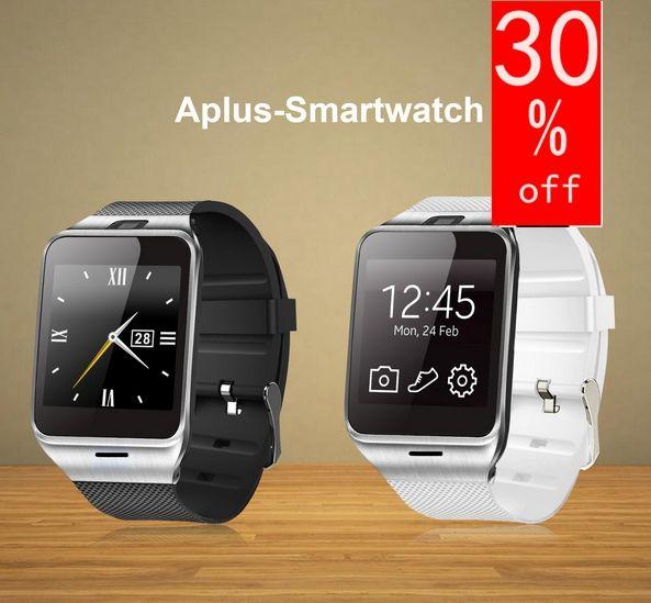 Bluetooth Smart watch sportuhr unterstützung Kompass für iPhone 4/4 S/5/5 S/6/6 + Samsung S4/Note/s6 HTC Android Phone Smartwatch GVah //Price: $US $31.24 & FREE Shipping //     #smartuhren