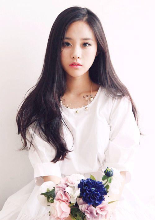 Baek Su Min ♡ Can I look like her please?