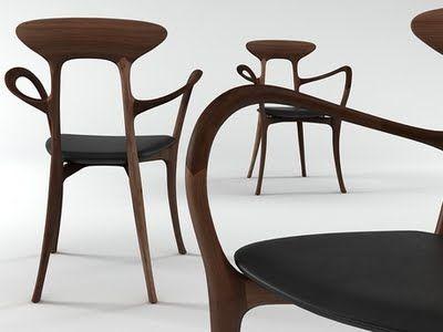 My favourite Italian furniture - Ceccotti Collezioni :) organic beauty!