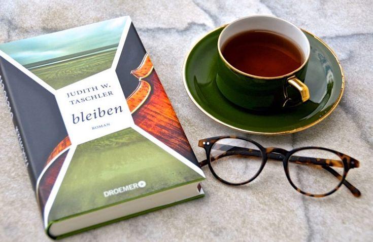 """Manchmal muss man auch den Mut haben zu """"Bleiben"""". Unser Book of the week von der österreichischen Autorin Judtith W.Taschler ist ein kleines Meisterwerk."""