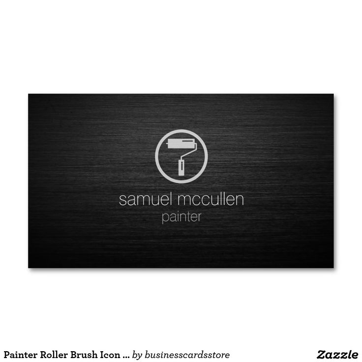 17 best Painter Business Cards images on Pinterest | Business cards ...