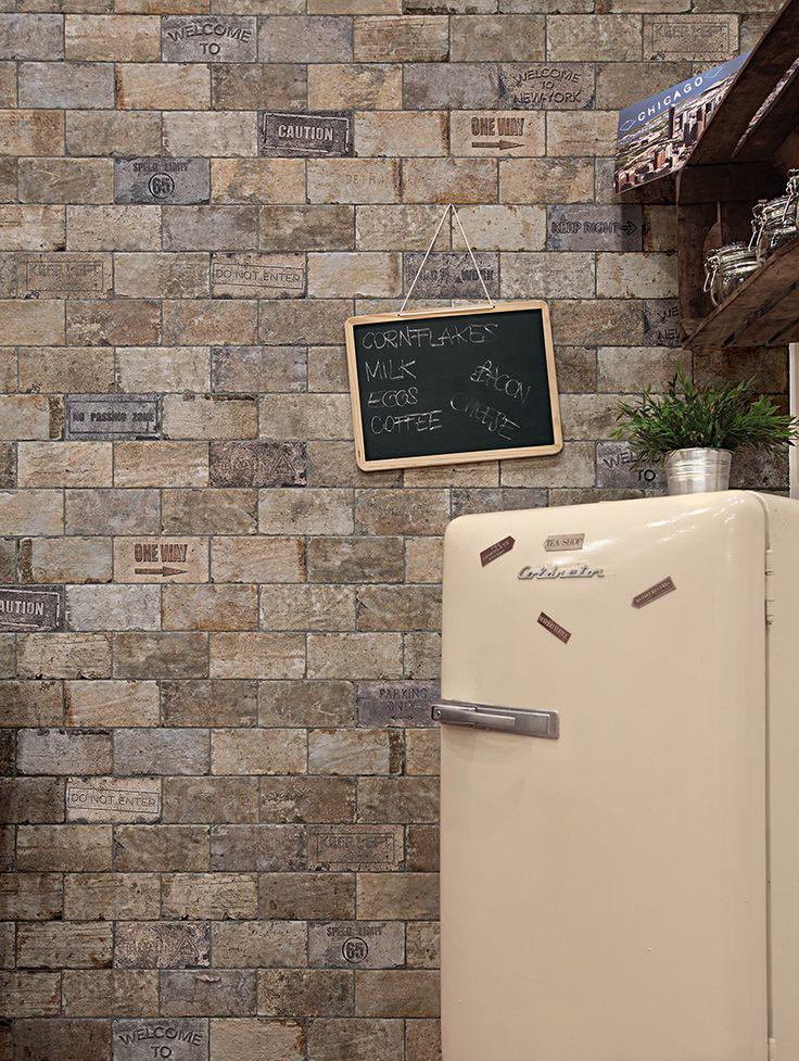Resurface Brick Kitchen Floor Tiles