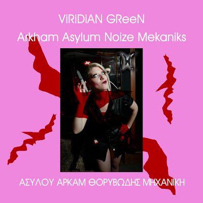 SVK-CAPP-Glaufx MUSIC by Glaufx Garland: Arkham Asylum Noize Mechanics