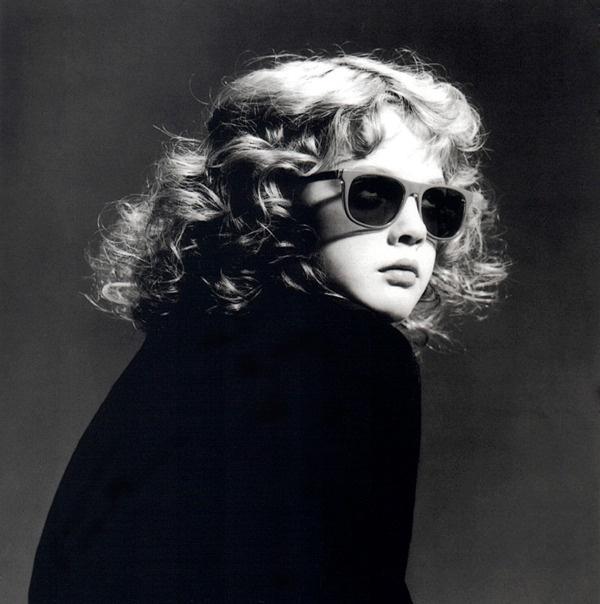 Drew Barrymore by Greg Gorman