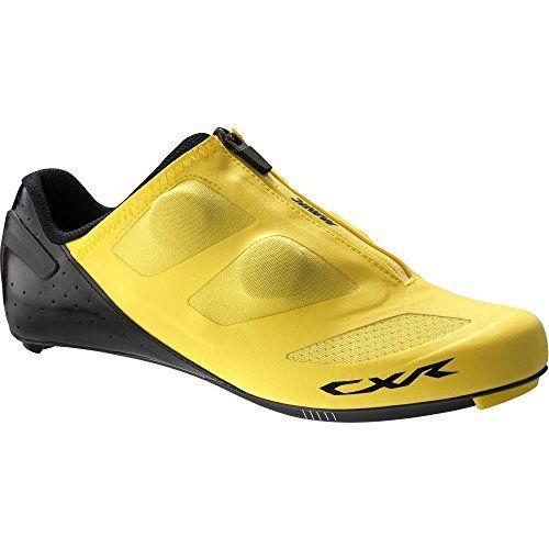 Mavic CXR Ultimate Rennrad Fahrrad Schuhe gelb/schwarz 20.0015 - http://on-line-kaufen.de/mavic/mavic-cxr-ultimate-rennrad-fahrrad-schuhe-gelb-20